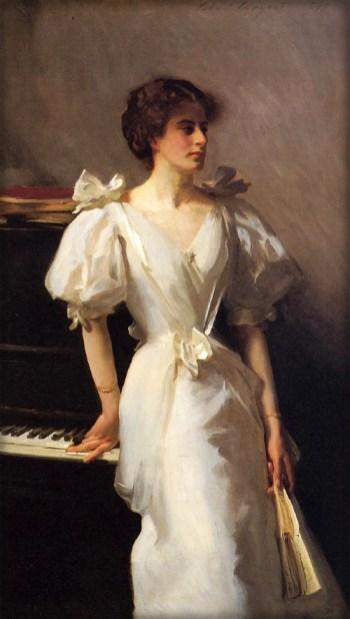 Catherine Vlasto, 1897 by John Singer Sargent. Image: Wikipedia.
