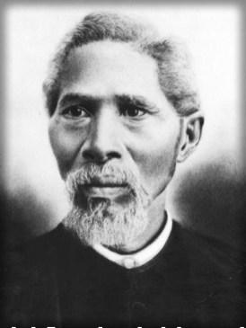 Reverend John Henry Yates. Image: TSHAonline.org.