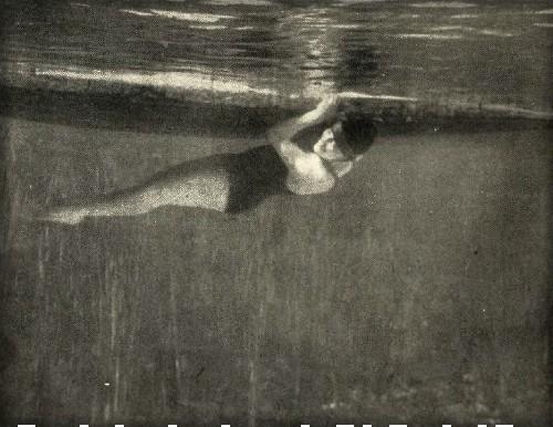 Annette Kellermann., 1920. Image: Wikipedia.