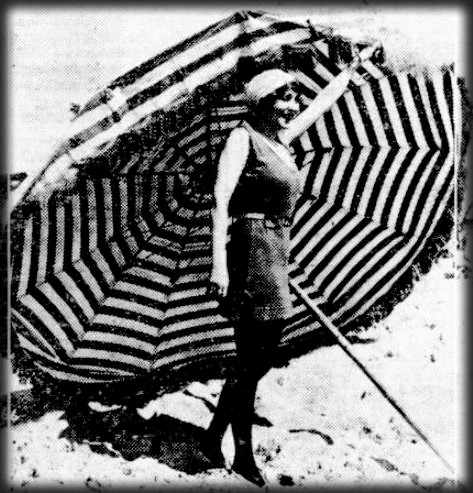 What Women Love, Annette Kellermann, 1920. Image: Library of Congress.