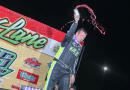 Brian Shirley wins at Peoria Speedway