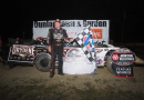 Bloomquist Back in Victory Lane Friday Night