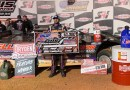 Overton Survives for Blue Gray 100 Win