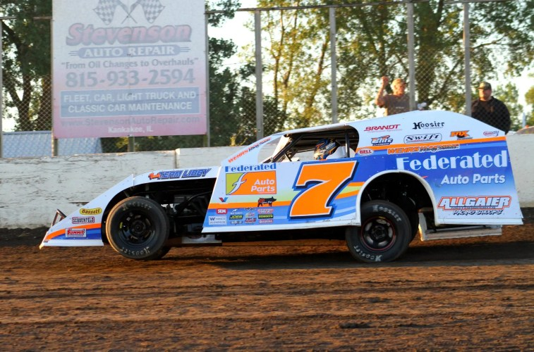 30 - Hoffman Wins Modified Nationals - Tyson