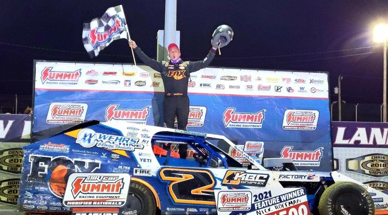 Hoffman Remains Undefeated on Hell Tour