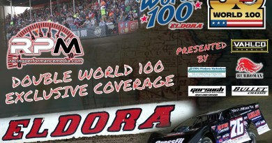 Saturday World 100 LIVE Ticker presented by Vahlco Racing Wheels