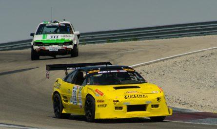 Racing Strong MR2 at the Utah Motorsports Campus - ChampCar Endurance Series 24-Hour