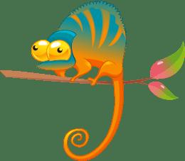 Camaleões - Diagnóstico de AVC