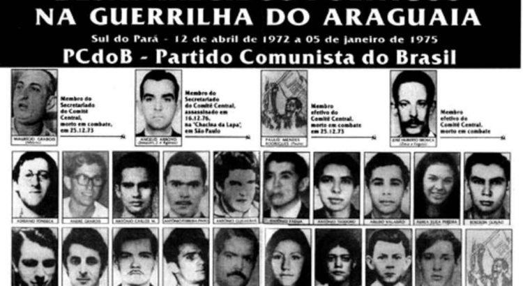 guerrilha-araguaia-1-750x410 1964: O Ano no Qual o Brasil Sangrou