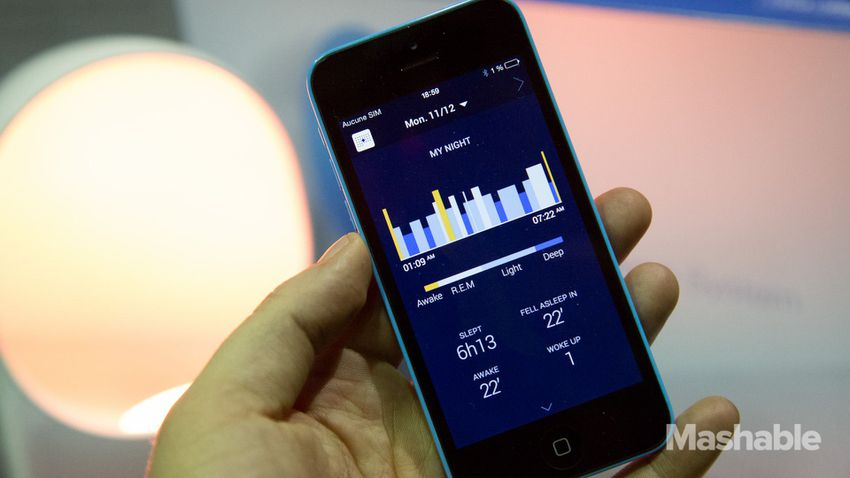 Withings-aura-sleep-system-ces-2014-2