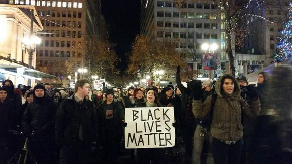Portland-protest
