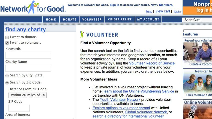 Network-for-good
