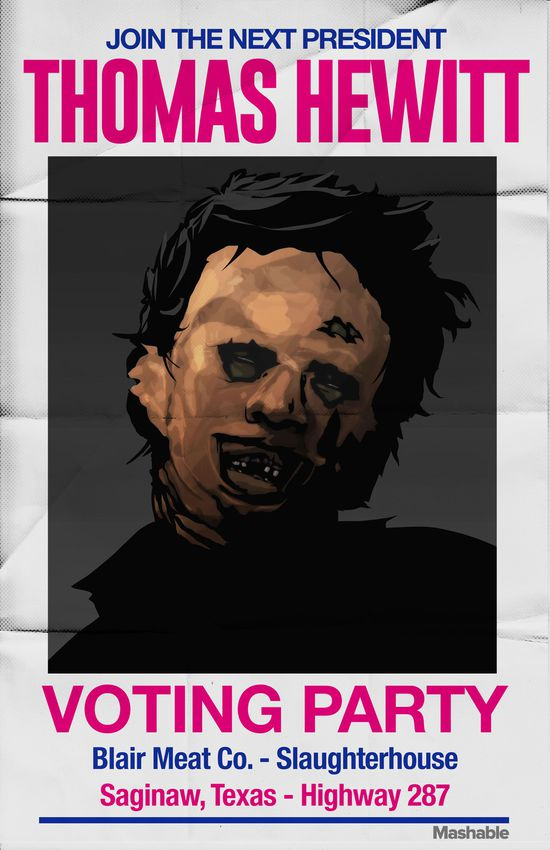 Horror-pres-posters-leatherface