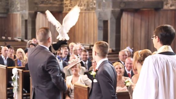 Owl-ring-bearer