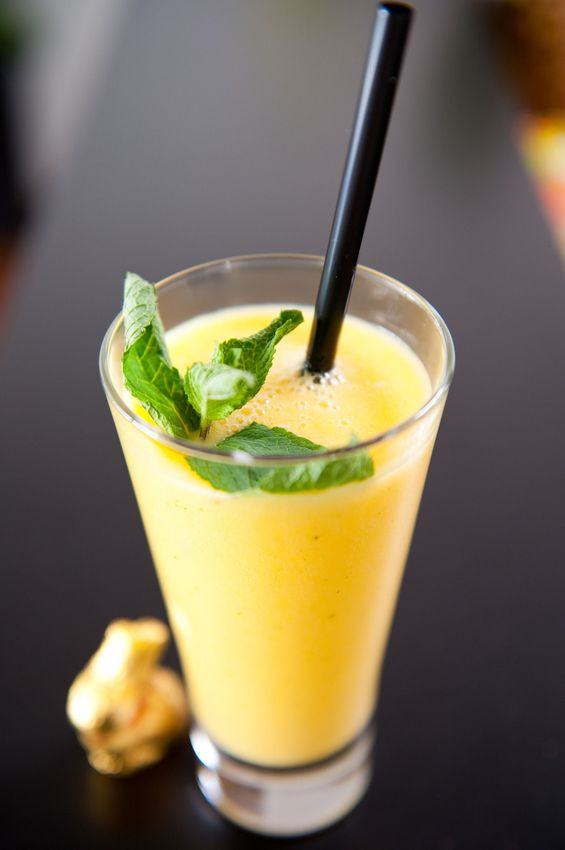 Mango-cocktail