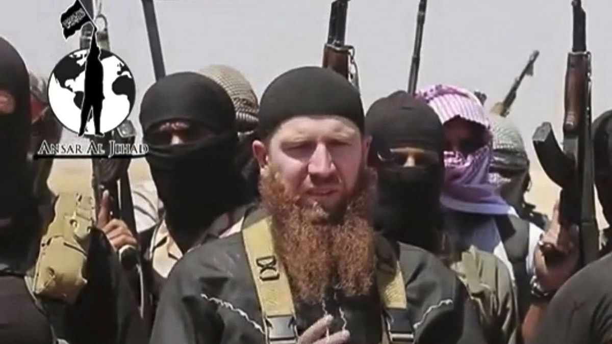ISIL Video Screenshot