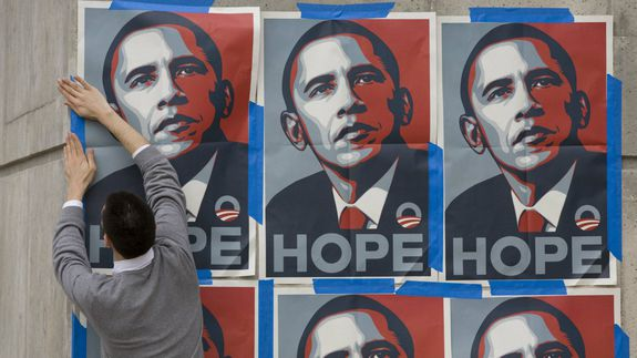 Obama-posters