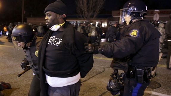 Ferguson-arrests