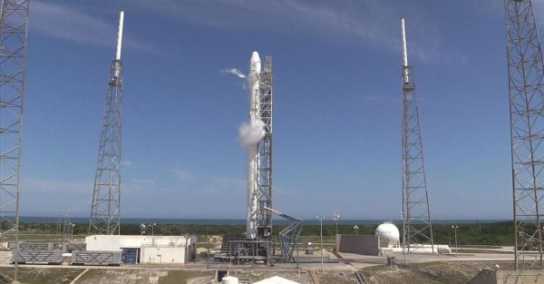 SpaceX rocket landing on ship was 'too hard for survival'
