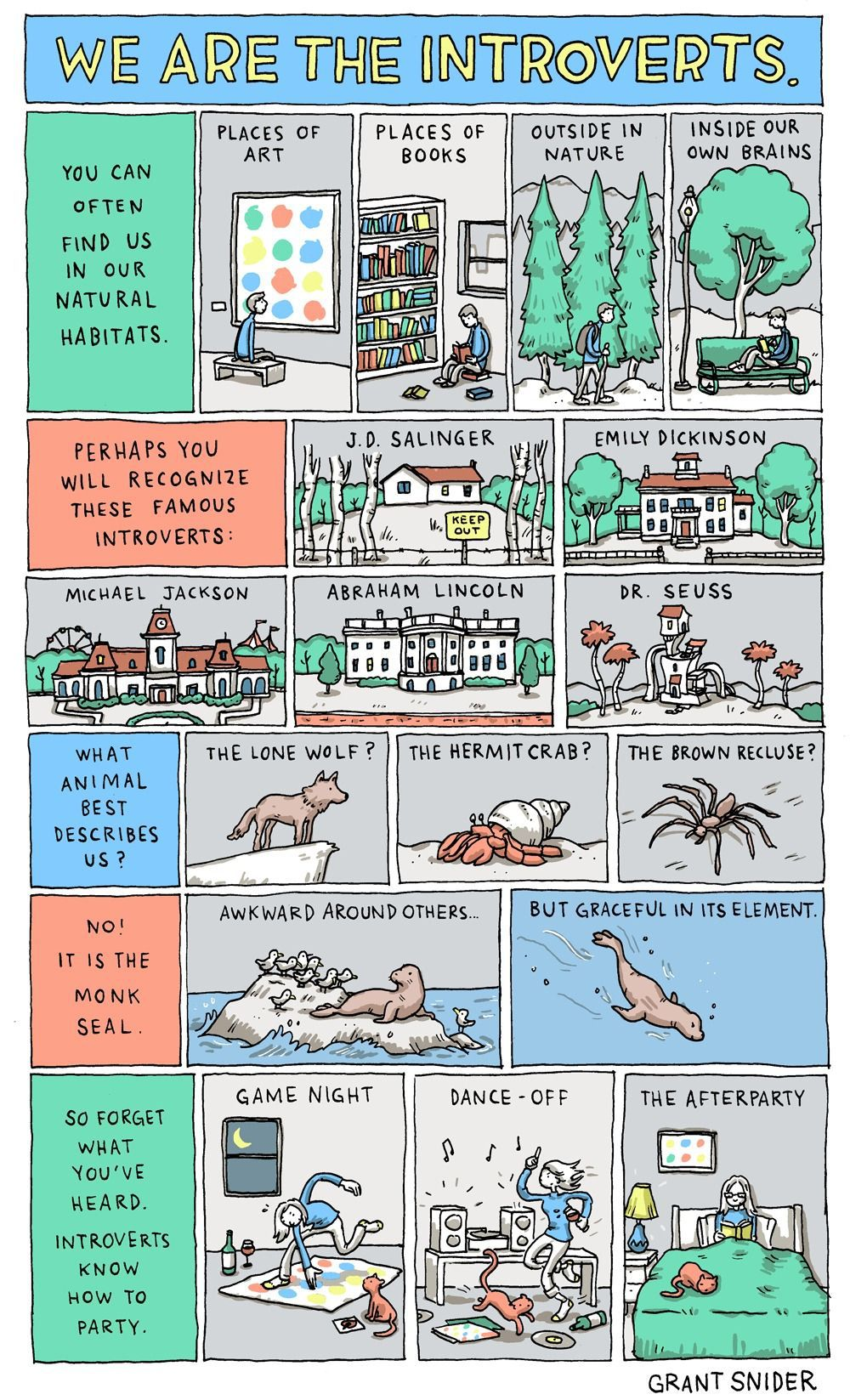 Why Introverts Have All the Fun