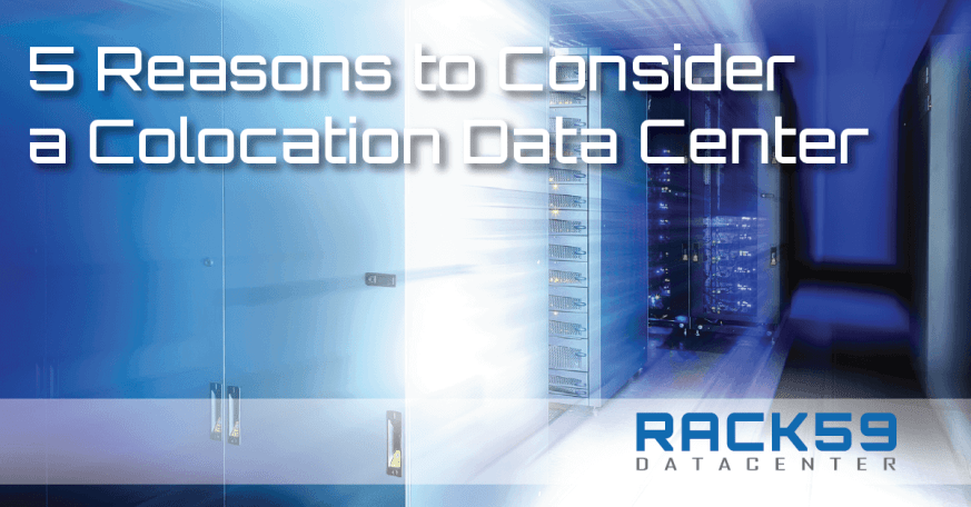 5 Reasons for Colocation