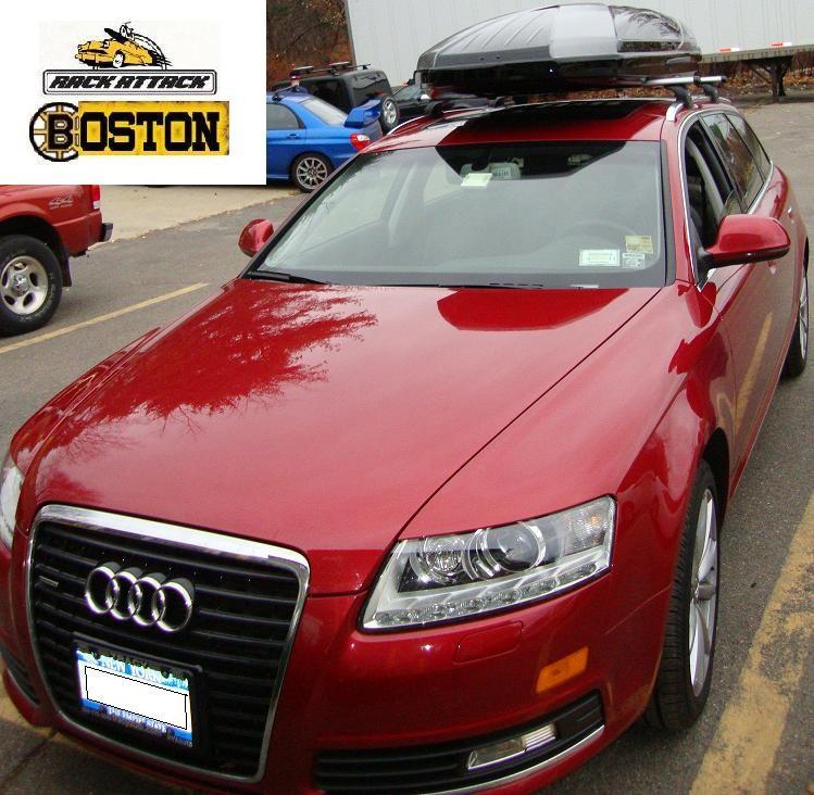 audi a6 wagon 2006 rack attack boston