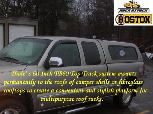fiberglass truck cap custom drill track