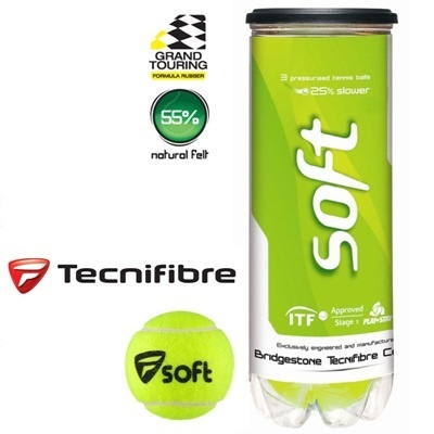 Tecnifibre SOFT Tennis Ball