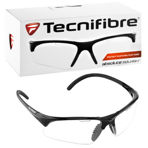 Tecnifibre Absolute Squash Eye Guard
