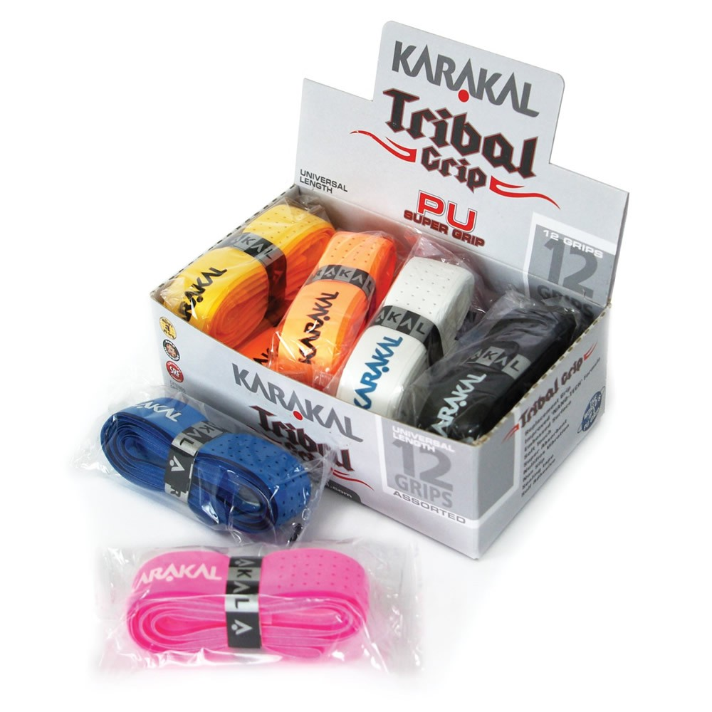 Karakal Tribal PU Grip Box of 12