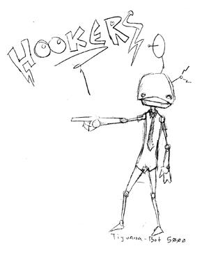 Hookerbot!