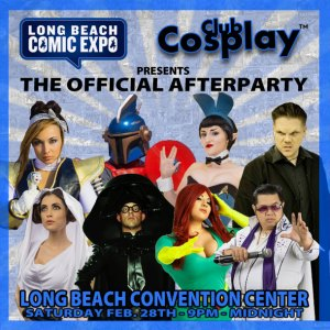 Club Cosplay After Party LBCE