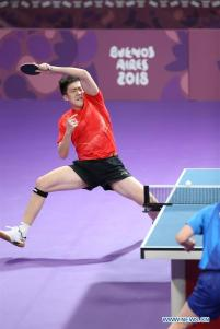 Tips on how to master the Table tennis serve.