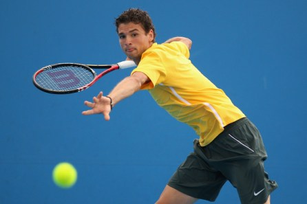 how to hit down the line forehand