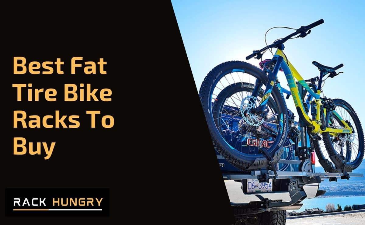 best fat tire bike racks of 2021