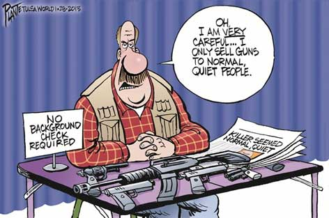 Image result for gun show loophole