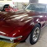 Fancy Car, Corvette, Vintage Car, Mechanic Shop, Car Repair, Vehicle Maintenance, Trustworthy repair, Wilmington, North Carolina