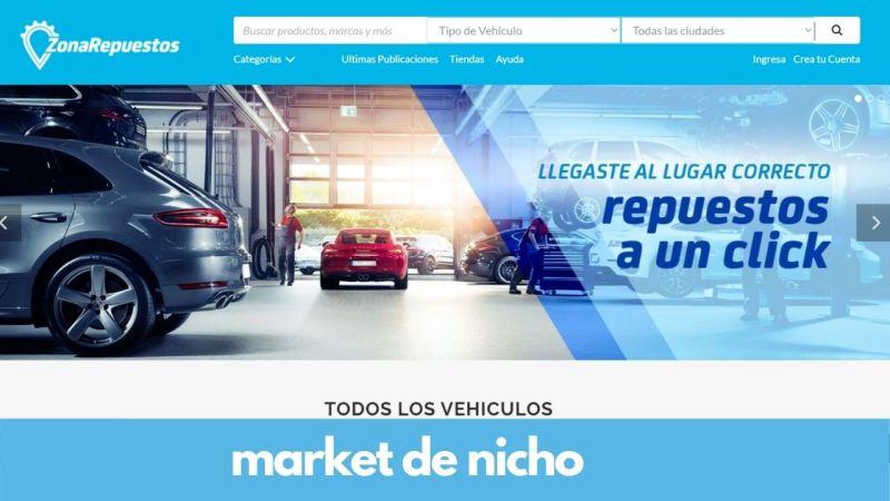 marketplace zona repuesto
