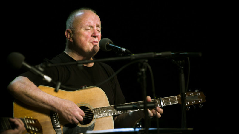 Christy Moore en concert