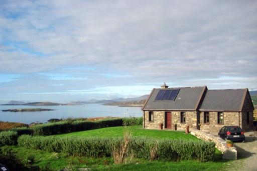 Cottage Péninsule de Beara Irlande