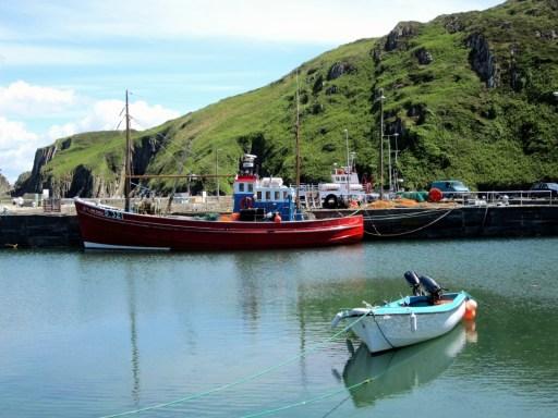 Port île West Cork Irlande