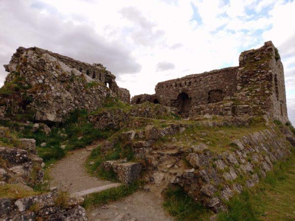 Rock of Dunamase Laois Irlande