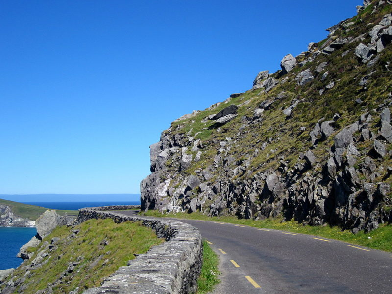 Slea drive péninsule dingle irlande