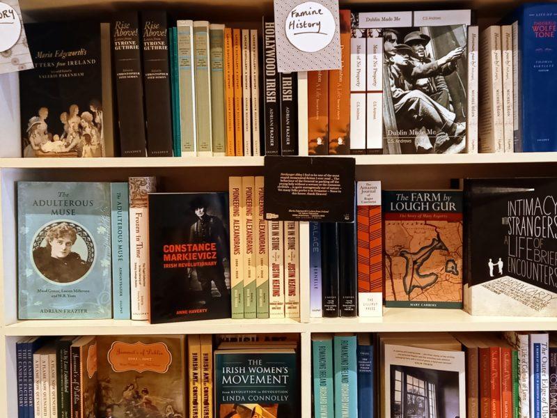 Littérature irlande livres histoire irlande
