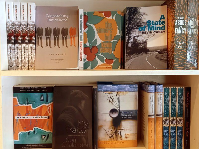 Mon traitre livres auteurs irlandais Maison d'édtion Irlande