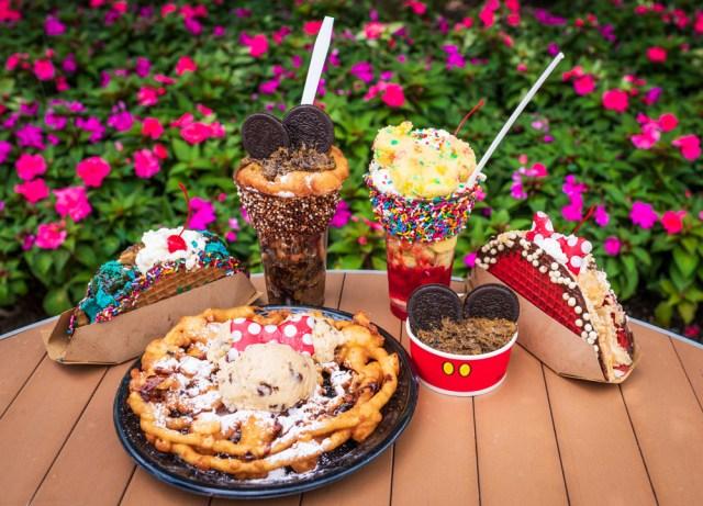 Dining plan Walt Disney World Snacks