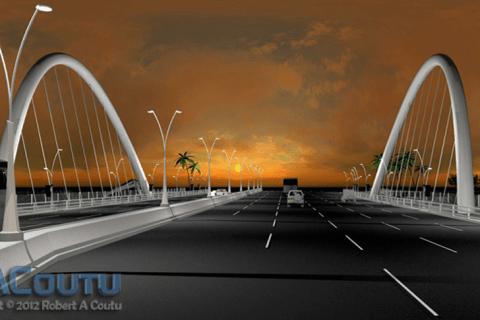Bridge Option for a Project in Dubai