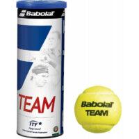 Babolat Team Tennis Balls x 3