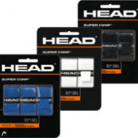 Head Super Comp x 3 Overgrip