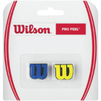 Wilson Pro Feel Dampeners x 2 (Blue / Yellow)